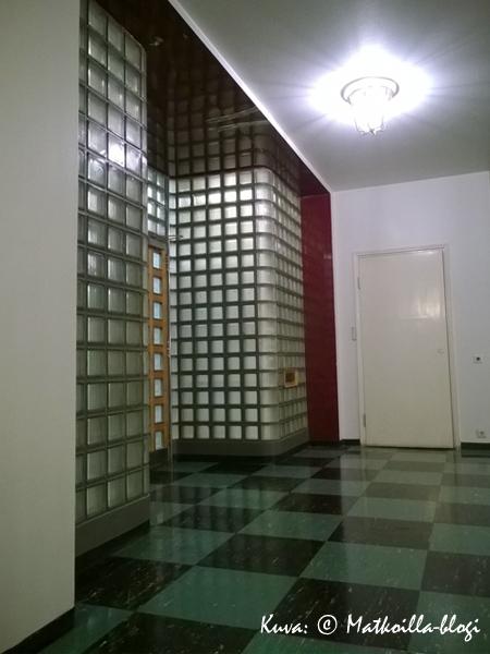 Bensowin talo. Kuva: © Matkoilla-blogi