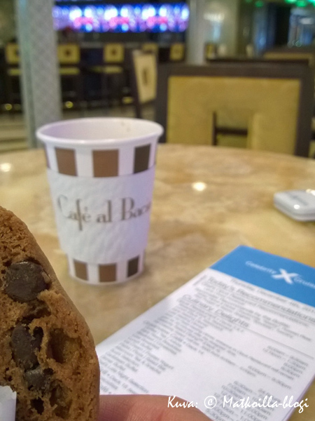 Café al Bacio. Kuva: © Matkoilla-blogi