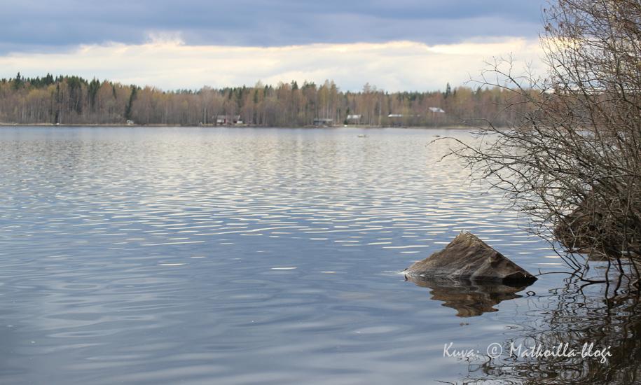 Kuukauden kuva: Kevätjärvi, toukokuu 2014. Kuva: © Matkoilla-blogi