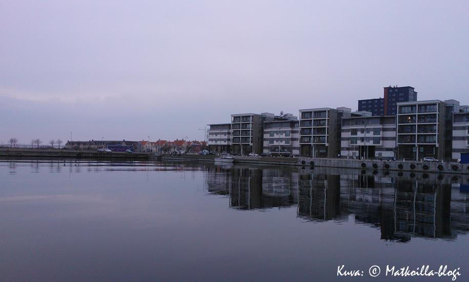Limhamn, Malmö. Kuva: © Matkoilla-blogi