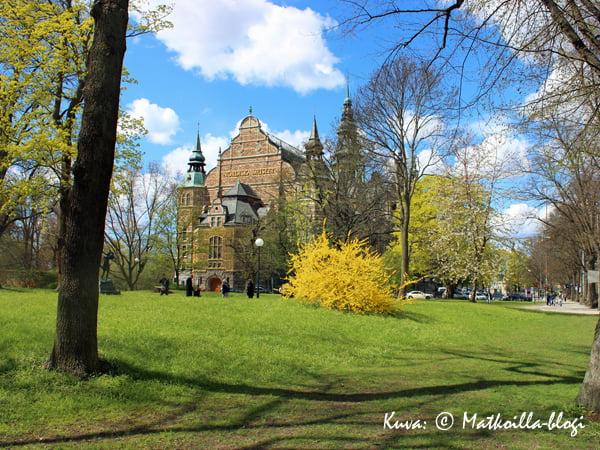 Djurgården_Nordiska_museet_Kuva-©-Matkoilla-blogi