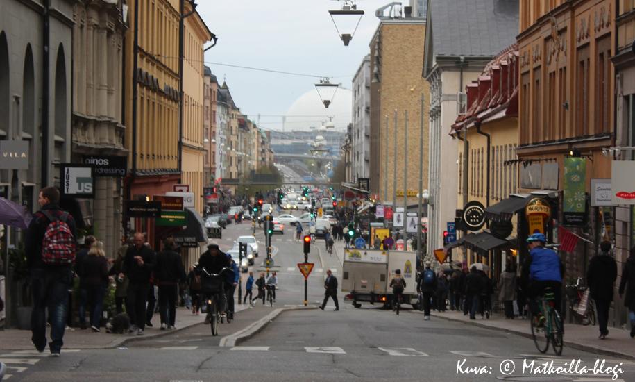Götgatan. Kuva: © Matkoilla-blogi