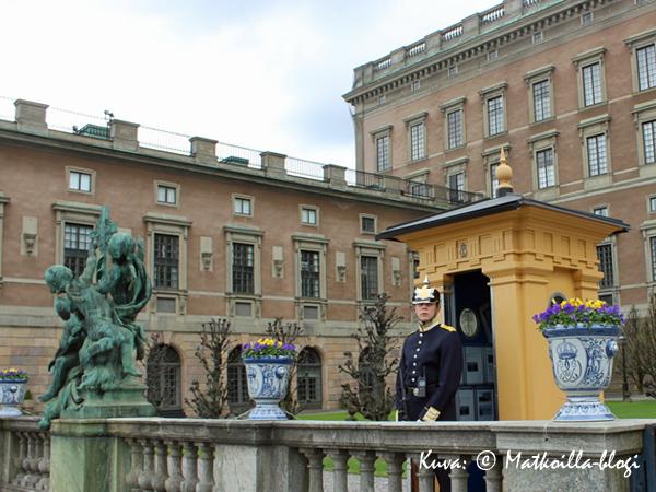 Kuninkaaanlinna. Kuva: © Matkoilla-blogi