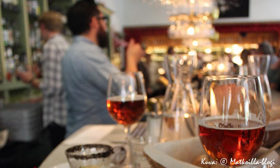 Ravintola Nytorget 6. Kuva: © Matkoilla-blogi