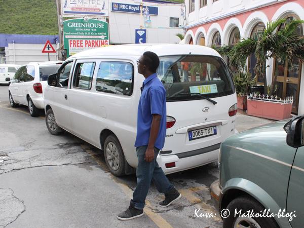 Taxiiii! Kuva: © Matkoilla-blogi