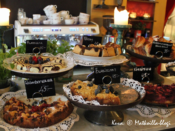 Kahvila Gildas Rum, SoFossa. Kuva: © Matkoilla-blogi