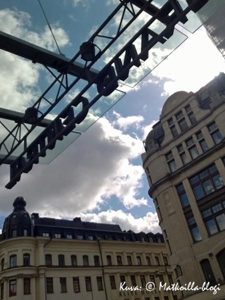 Hyvää huomenta Tukholma - valmiina jälleen uuteen päivään! Kuva: © Matkoilla-blogi