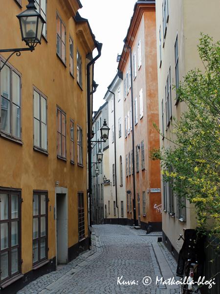 Vanhan kaupungin tunnelmaa. Kuva: © Matkoilla-blogi