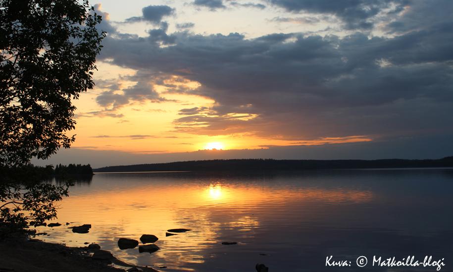 Kuukauden kuva: Kiantajärvi, kesäkuussa 2014. Kuva: © Matkoilla-blogi