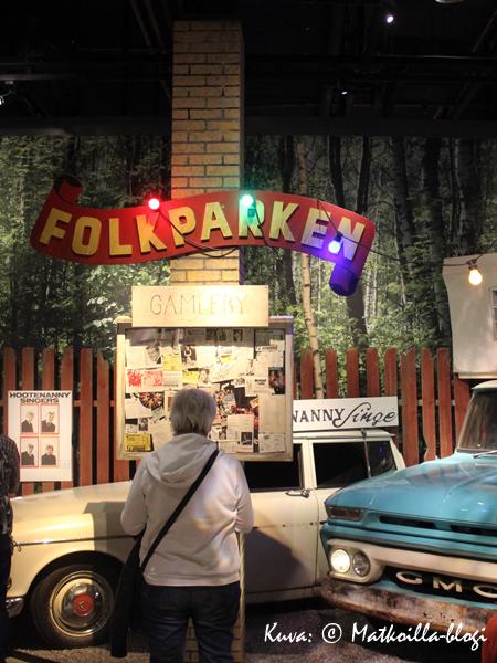 Ruotsalaiset Folkpark'it liittyvät läheisesti ABBAn tarinan alkutaipaleeseen. Kuva: © Matkoilla-blogi