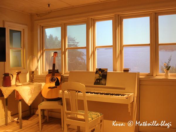 Innoittajana Tukholman saaristo. Kuva: © Matkoilla-blogi