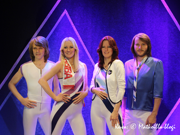 ABBA the Museum. Kuva: © Matkoilla-blogi
