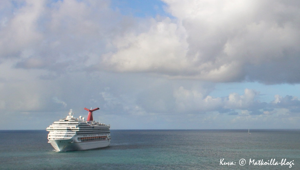 Carnival Cruise Line. Kuva: © Matkoilla-blogi