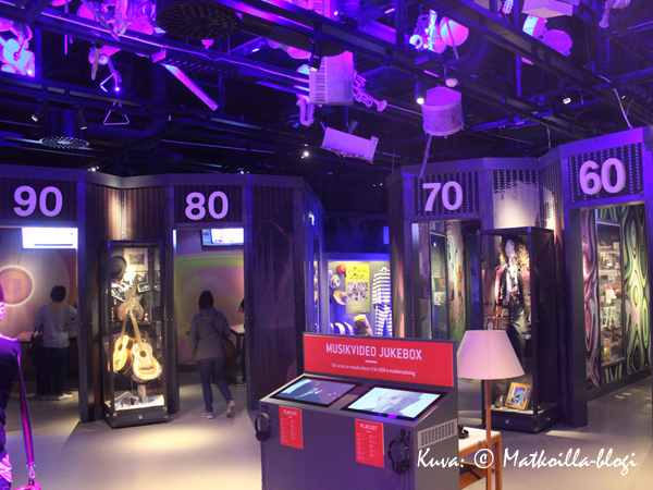 Swedish Music Hall of Fame. Kuva: © Matkoilla-blogi
