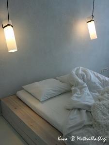 Asuntomessut 2015: 3 - Puumera Aisti ; nykyajan yksinkertaisuutta. Kuva: © Matkoilla-blogi