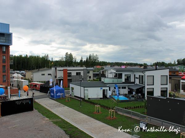 Asuntomessut 2015. Kuva: © Matkoilla-blogi