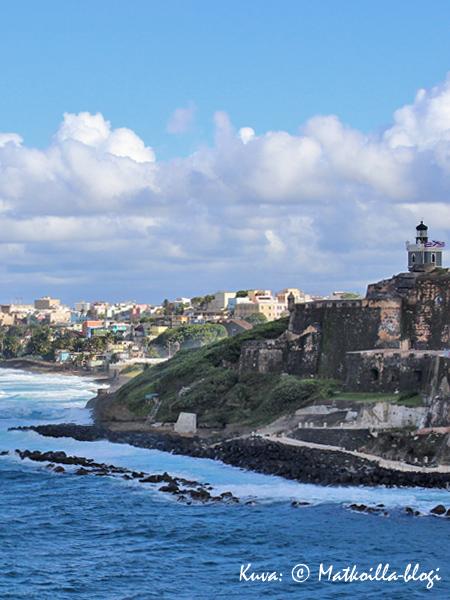 San Juan - Pina Coladan kotikaupunki. Kuva: © Matkoilla-blogi