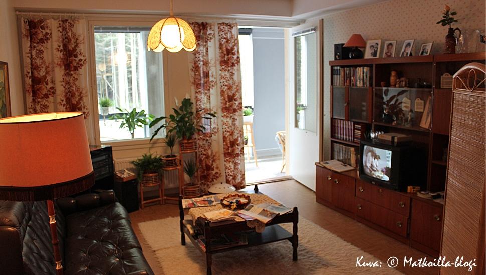 Asuntomessut 2015: Kasarikodin olohuone. Kuva: © Matkoilla-blogi