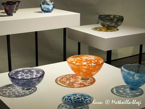 Kesänäyttely. Kuva: © Matkoilla-blogi