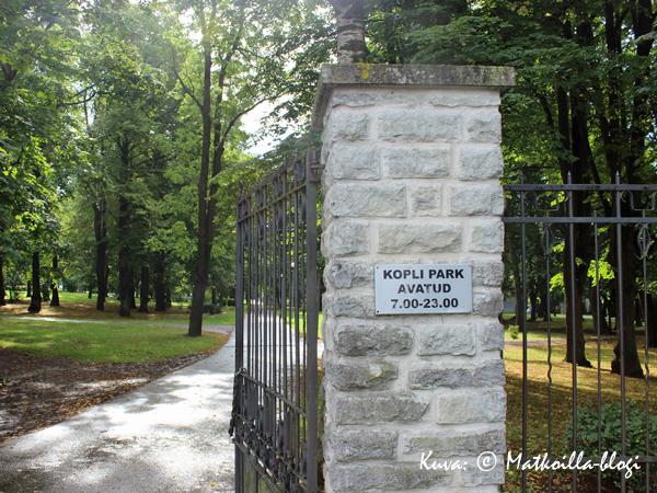 Kopli Kalmistu. Kuva: © Matkoilla-blogi