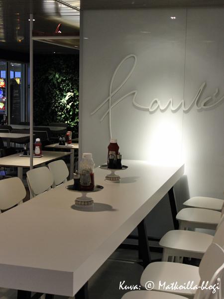 Frank's Casual Dining. Kuva: © Matkoilla-blogi