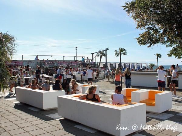 Kallis Beach Club, Visby. Kuva: © Matkoilla-blogi