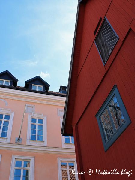 Visby. Kuva: © Matkoilla-blogi