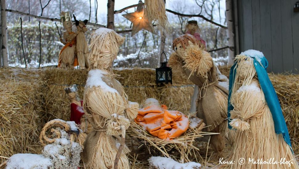 Kuukauden kuva: Rosendalin jouluseimi, joulukuussa 2013. Kuva: © Matkoilla-blogi