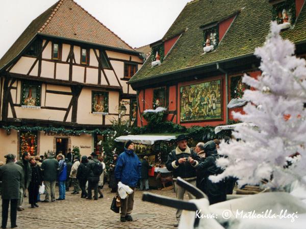 Alsace_Riquewihr_2_kuva-©-Matkoilla-blogi
