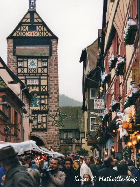 Alsace_Riquewihr_4_kuva-©-Matkoilla-blogi