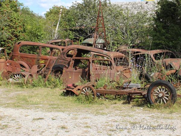 ...museoautoja.... Kuva: © Matkoilla-blogi