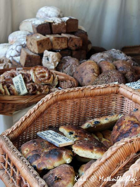 Keskiaikaviikon markkinat. Kuva: © Matkoilla-blogi