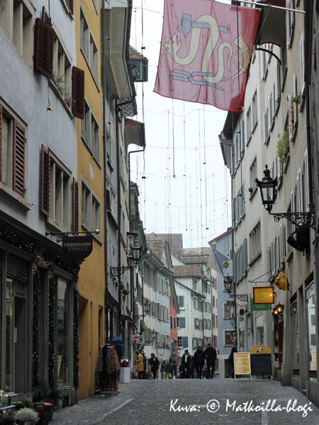 Zürich_Dörfli_Kuva_©_Matkoilla-blogi