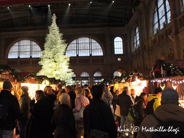 Zürich_Hauptbahnhof_joulumarkkinat_Kuva_©_Matkoilla-blogi