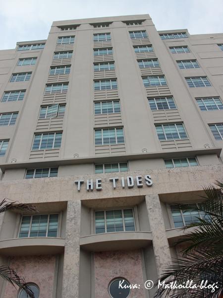 The Tides Hotel. Kuva: © Matkoilla-blogi
