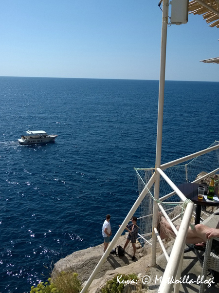Buza Bar, Dubrovnik. Kuva: © Matkoilla-blogi