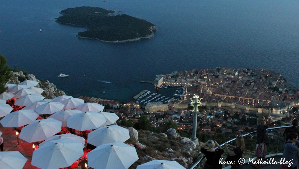 Panorama Restaurant, Dubrovnik. Kuva: © Matkoilla-blogi