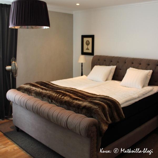 Hotel Slottsbacken, Deluxe-huone. Kuva: © Matkoilla-blogi