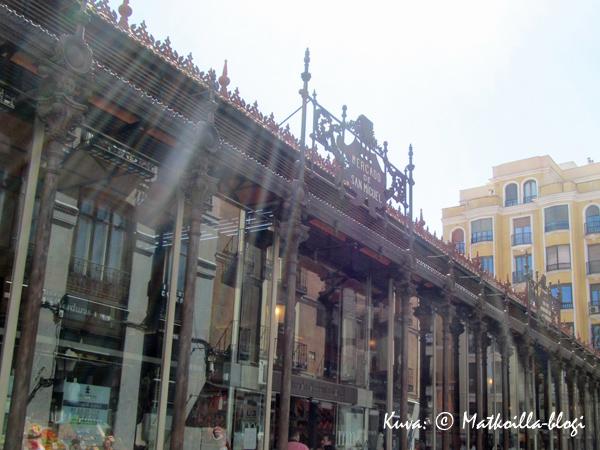 Mercado de San Miguel, Madrid. Kuva: © Matkoilla-blogi