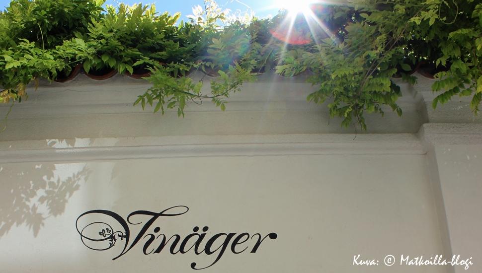 Vinäger-lounge, Visby. Kuva: © Matkoilla-blogi