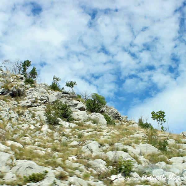 Lovcenin kansallispuisto. Kuva: © Matkoilla-blogi