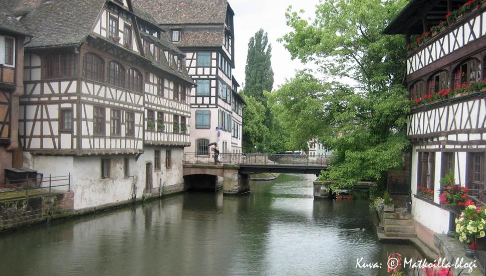 Kuukauden kuva: Petit France, Strasbourg. Kuva: © Matkoilla-blogi