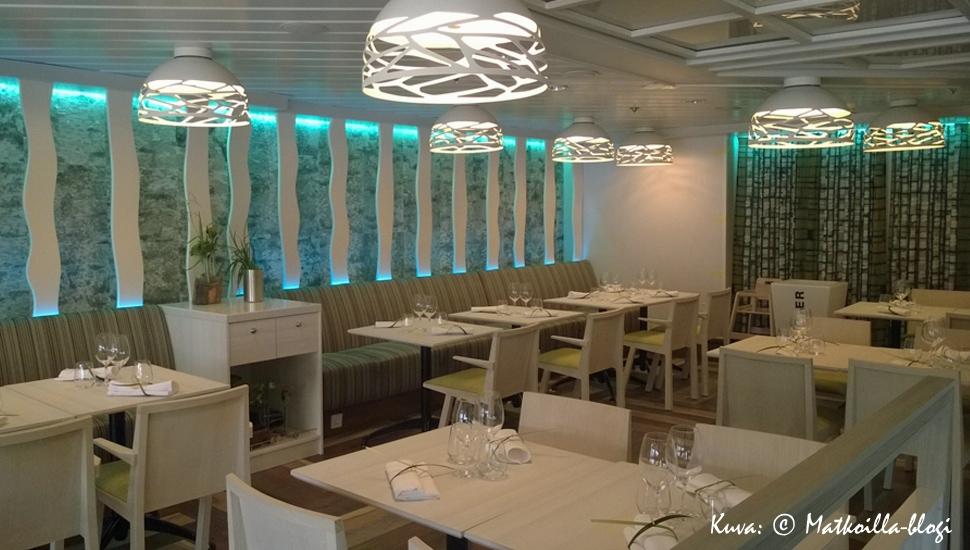 Gabriellan No Name-ravintola. Kuva: © Matkoilla-blogi