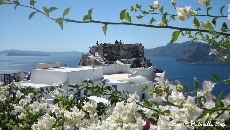 Santorini, Oia. Kuva: © Matkoilla-blogi
