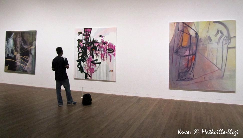 Tate Modern, Lontoo. Kuva: © Matkoilla-blogi