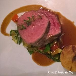 ...pääruoka... Kuva: © Matkoilla-blogi