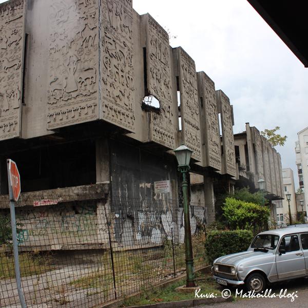 Mostar_kirjasto_2_Kuva_©_Matkoilla-blogi