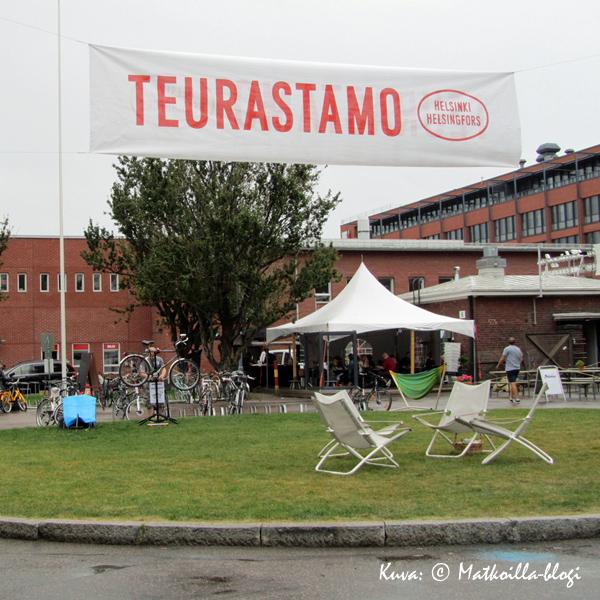 Teurastamo, Helsinki. Kuva: © Matkoilla-blogi