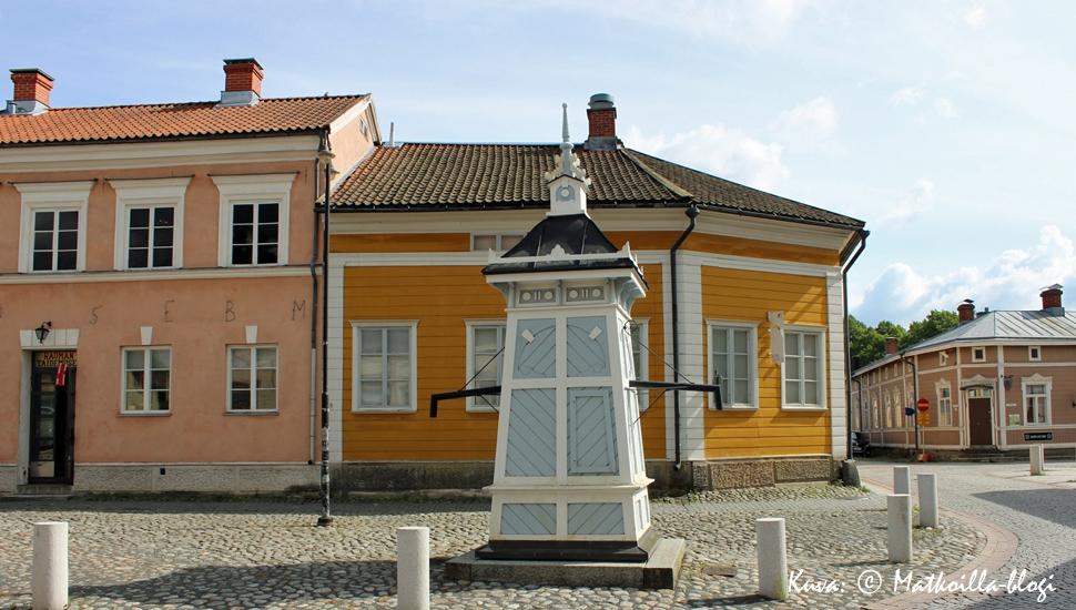 Vanha Rauma. Kuva: © Matkoilla-blogi