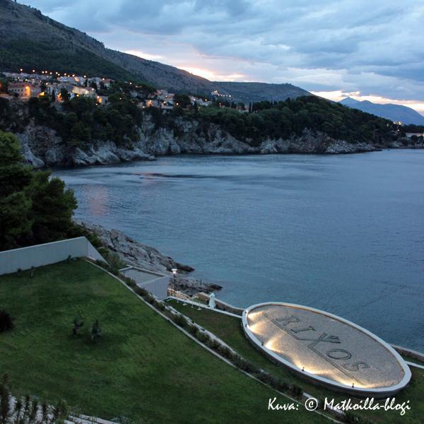 Dubrovnik_Rixos_Libertas_merinäköala_2_Kuva_©_Matkoilla-blogi